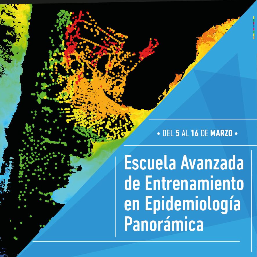 ESCUELA   Escuela Avanzada de Entrenamiento en Epidemiología Panorámica